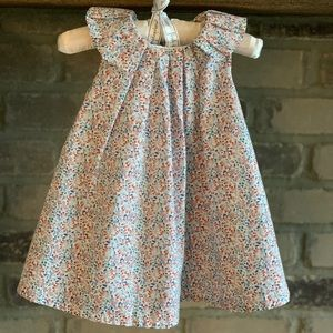 Next baby dress with cardigan